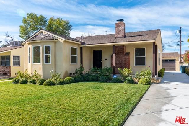 1233 N Lamer Street, Burbank, CA 91506 (#20635966) :: Crudo & Associates