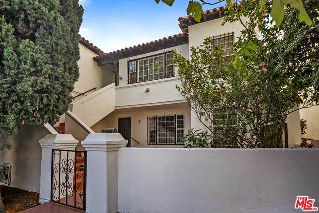 231 S Doheny Drive, Beverly Hills, CA 90211 (#20636058) :: Team Tami