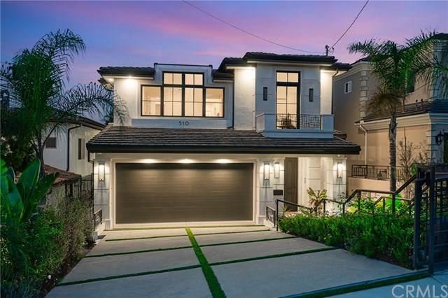 510 N Dianthus Street, Manhattan Beach, CA 90266 (#SB20198061) :: Hart Coastal Group