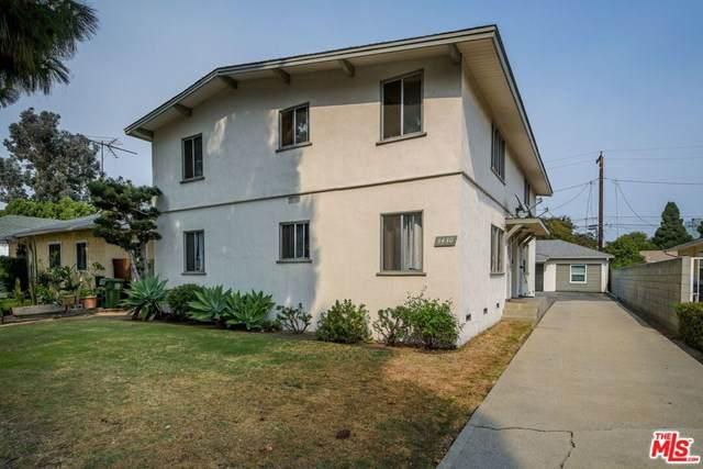 3430 Caroline Avenue, Culver City, CA 90232 (#20636118) :: Crudo & Associates