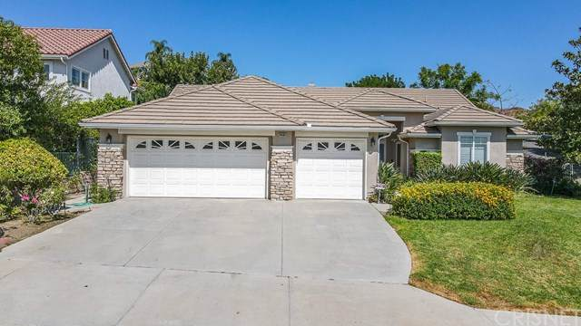 24583 Overland Drive, West Hills, CA 91304 (#SR20198260) :: Re/Max Top Producers