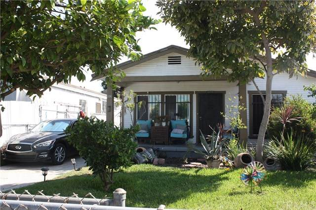 1406 W 68th Street, Los Angeles (City), CA 90047 (#DW20194449) :: RE/MAX Masters