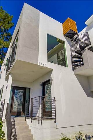 1645 Waterloo Street, Los Angeles (City), CA 90026 (#OC20198287) :: Z Team OC Real Estate