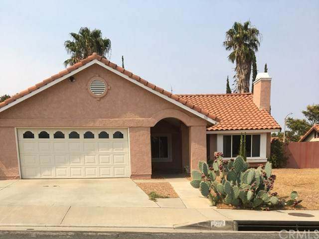 509 Hilltop, Palmdale, CA 93551 (MLS #IV20197329) :: Desert Area Homes For Sale