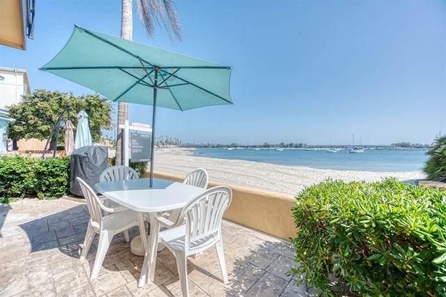 2808 Bayside Walk A, San Diego, CA 92109 (#200045999) :: Go Gabby