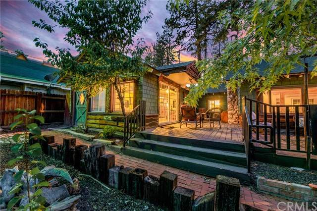 652 Cottage Lane, Big Bear, CA 92315 (#PW20198379) :: Crudo & Associates