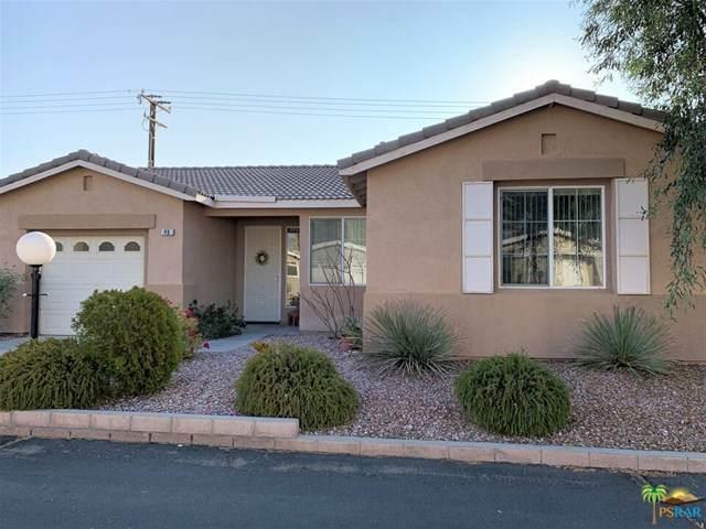 65565 Acoma Avenue #49, Desert Hot Springs, CA 92240 (#20636184) :: The Laffins Real Estate Team