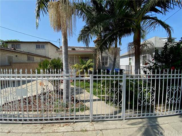 431 S Mathews Street, Los Angeles (City), CA 90033 (#PW20198446) :: The Laffins Real Estate Team