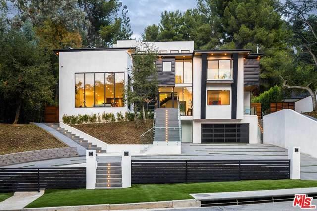 3808 Hayvenhurst Avenue, Encino, CA 91436 (#20636206) :: The Laffins Real Estate Team