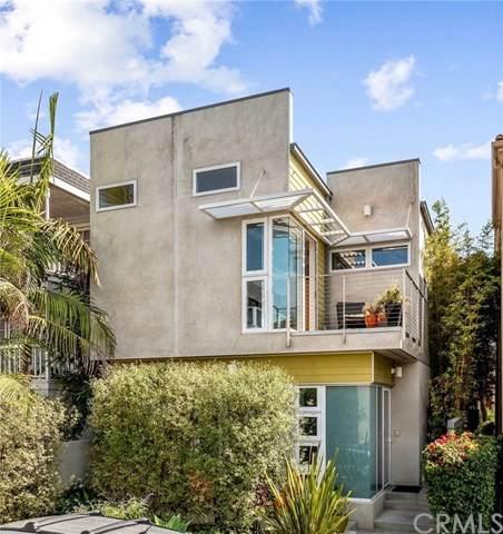 448 31st Street, Manhattan Beach, CA 90266 (#SB20192689) :: Team Tami
