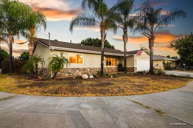 9527 Nicole Way, Santee, CA 92071 (#200046022) :: The Najar Group
