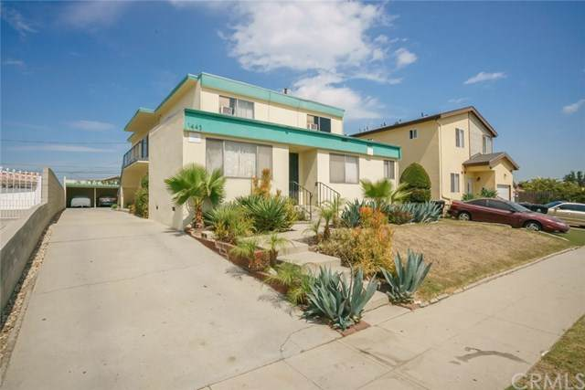 1443 W 81st Street, Los Angeles (City), CA 90047 (#RS20198705) :: RE/MAX Masters