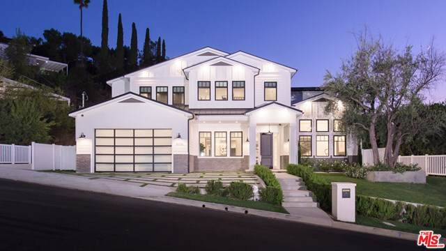 16656 Oldham Street, Encino, CA 91436 (MLS #20635934) :: Desert Area Homes For Sale