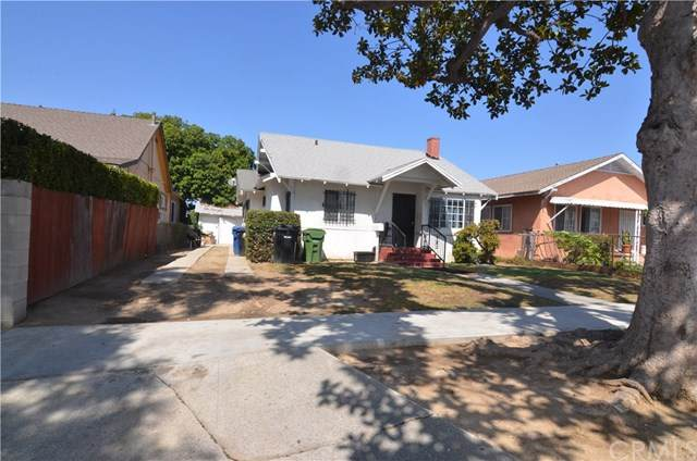 1231 W 77th Street, Los Angeles (City), CA 90044 (#SB20198858) :: RE/MAX Masters