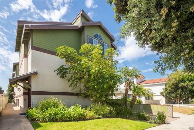 409 N Elena Avenue #1, Redondo Beach, CA 90277 (MLS #SB20198913) :: Desert Area Homes For Sale