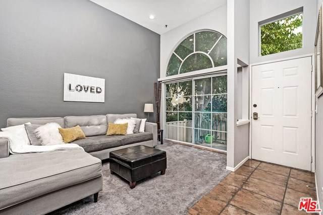 5455 Sylmar Avenue #1802, Sherman Oaks, CA 91401 (#20626294) :: A|G Amaya Group Real Estate
