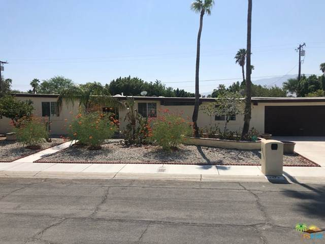 2473 E Hildy Lane, Palm Springs, CA 92262 (#20636370) :: The Laffins Real Estate Team