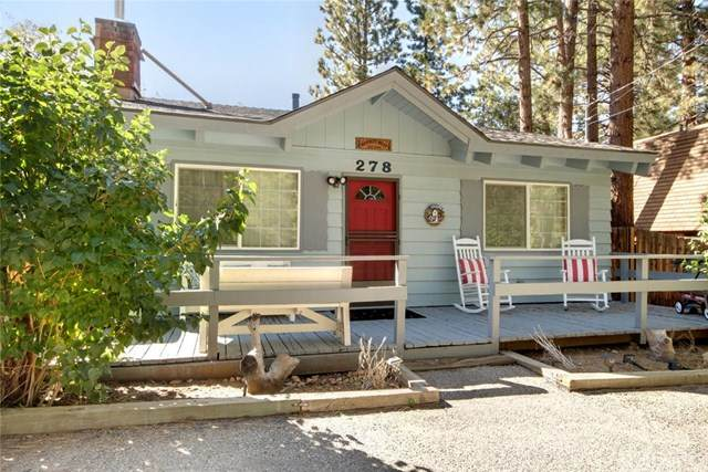 278 Victoria Lane, Big Bear, CA 92386 (#PW20198967) :: Crudo & Associates