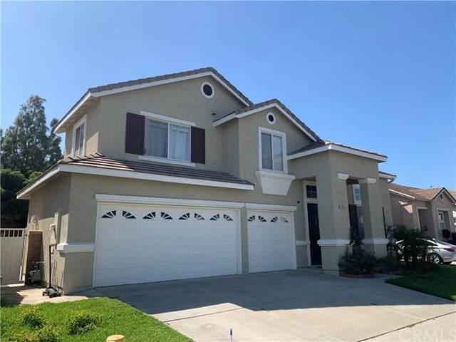 16604 Berryheath Court, Chino Hills, CA 91709 (#PW20198883) :: The Najar Group