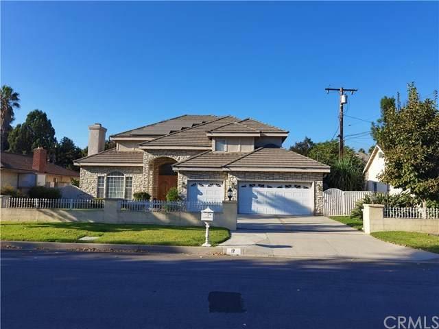 17 W Woodruff Avenue, Arcadia, CA 91007 (#AR20199005) :: Go Gabby