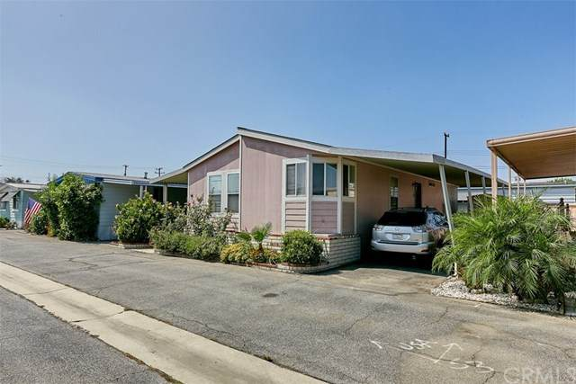 21811 Vera Street #54, Carson, CA 90745 (#SB20198708) :: The Laffins Real Estate Team