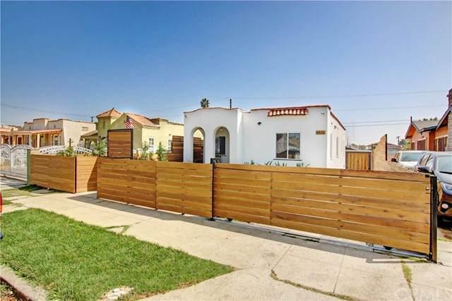 5830 7th Avenue, Los Angeles (City), CA 90043 (#TR20199120) :: Z Team OC Real Estate