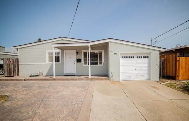 822 Newman Drive, South San Francisco, CA 94080 (#ML81812251) :: American Real Estate List & Sell