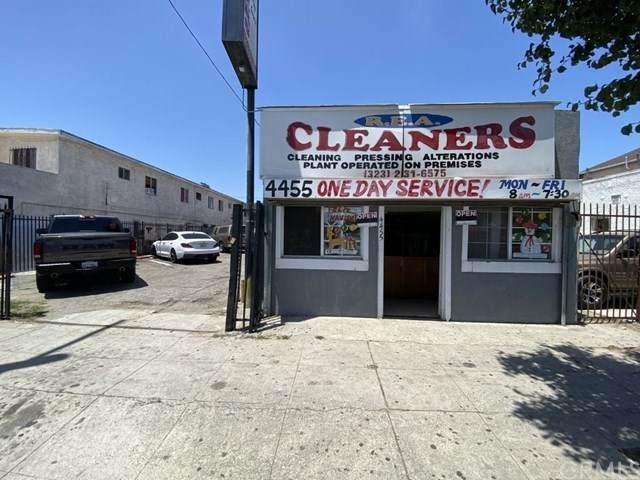 4455 Avalon Boulevard, Los Angeles (City), CA 90011 (#DW20199261) :: Wendy Rich-Soto and Associates