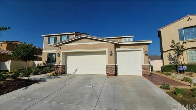 1641 Le Conte Drive, Beaumont, CA 92223 (#SW20199292) :: American Real Estate List & Sell