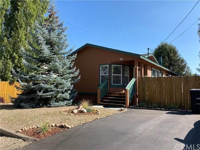 154 E Cinderella Drive, Big Bear, CA 92314 (#OC20199331) :: The Laffins Real Estate Team