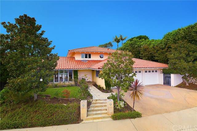 6841 Faircove Drive, Rancho Palos Verdes, CA 90275 (#SB20186984) :: The Miller Group