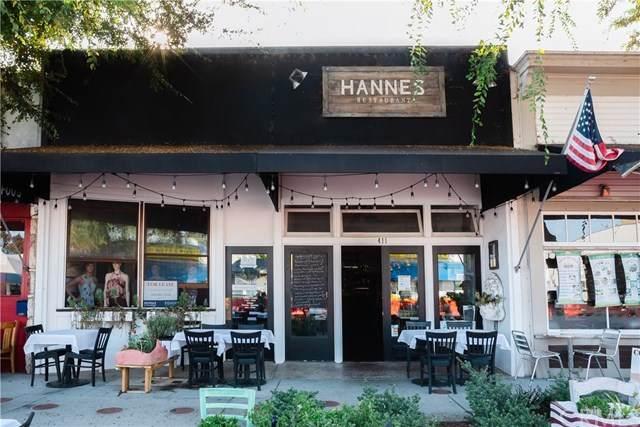 411 Main Street, El Segundo, CA 90245 (#SB20199319) :: The Miller Group