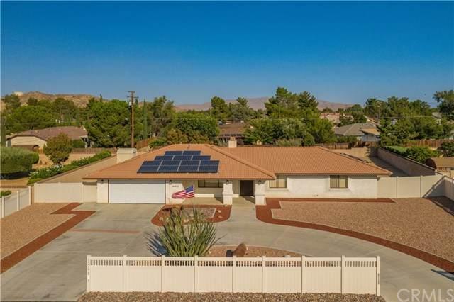 14415 Cronese Road, Apple Valley, CA 92307 (#EV20199405) :: Berkshire Hathaway HomeServices California Properties