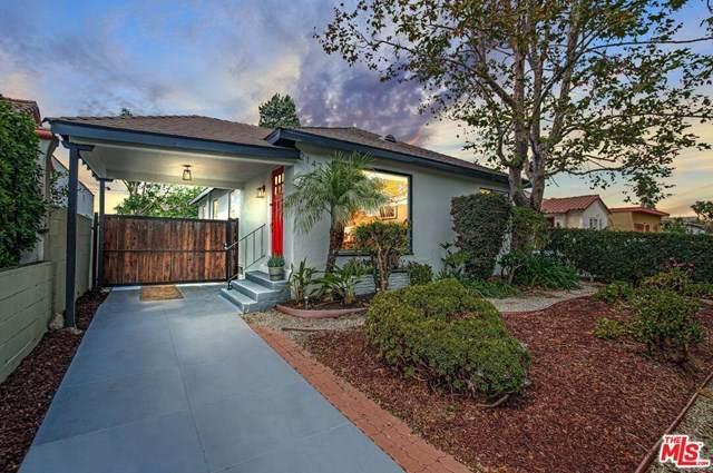2147 Alsace Avenue, Los Angeles (City), CA 90016 (#20636660) :: Steele Canyon Realty