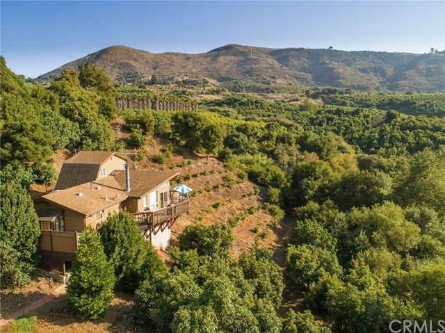 5850 Casitas Pass Road, Ventura, CA 93001 (#PI20199410) :: Bathurst Coastal Properties