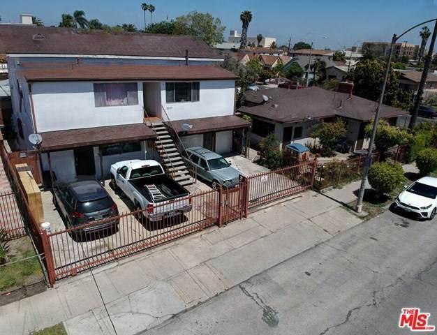 6221 Brynhurst Avenue, Los Angeles (City), CA 90043 (#20636788) :: Z Team OC Real Estate