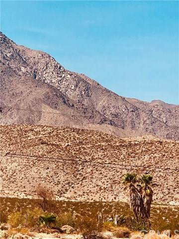 0 Broken Arrow Road, Borrego Springs, CA 92004 (#OC20199182) :: RE/MAX Empire Properties