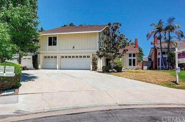 7008 E Columbus Drive, Anaheim Hills, CA 92807 (#CV20199434) :: The Ashley Cooper Team