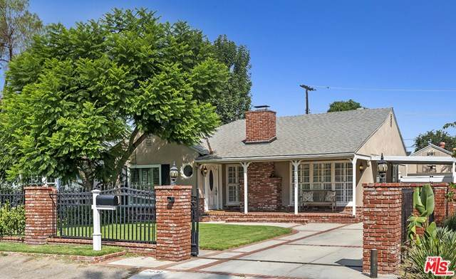 12431 Rye Street, Studio City, CA 91604 (#20635352) :: Steele Canyon Realty