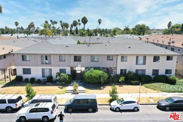 3940 Nicolet Avenue, Los Angeles (City), CA 90008 (#20636444) :: Z Team OC Real Estate