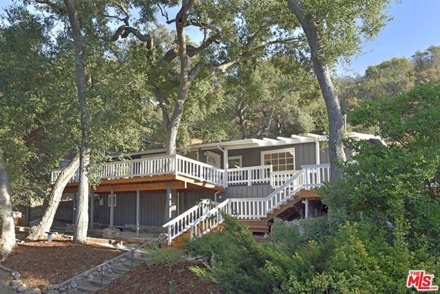 1243 Old Topanga Canyon Road, Topanga, CA 90290 (#20635836) :: Crudo & Associates