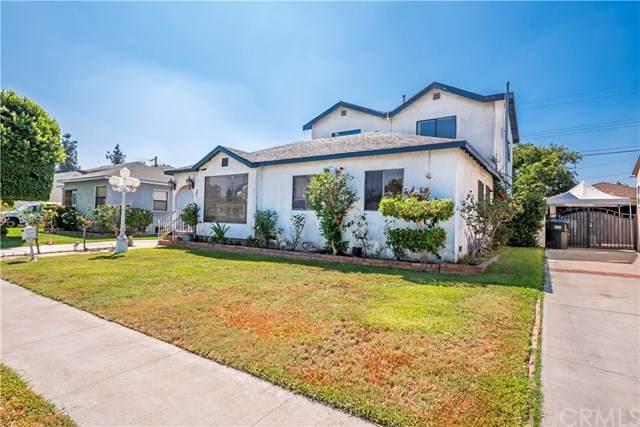 9634 Danville Street, Pico Rivera, CA 90660 (#CV20199535) :: The Laffins Real Estate Team