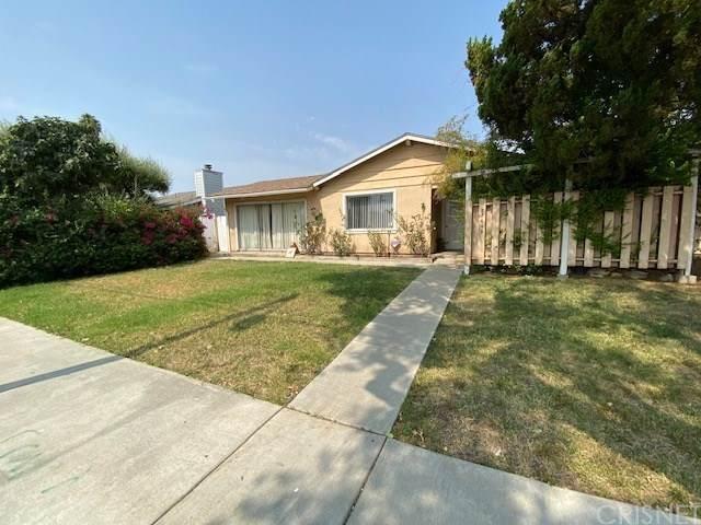 22645 Victory Boulevard, West Hills, CA 91307 (#SR20199453) :: Re/Max Top Producers