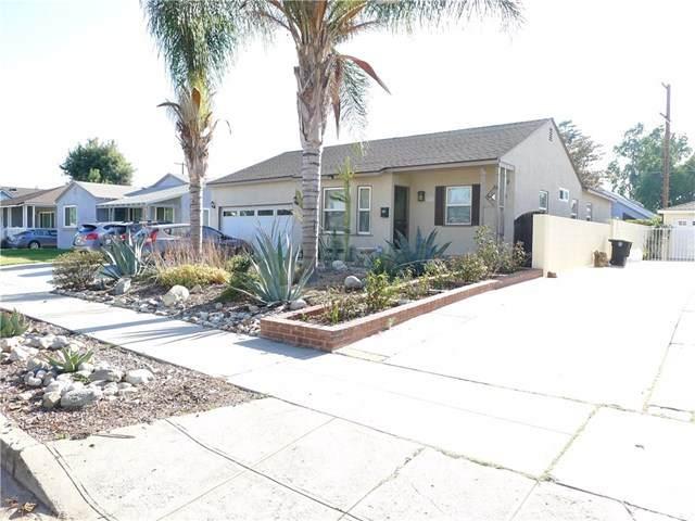 1305 N Maple Street, Burbank, CA 91505 (#AR20199031) :: The Parsons Team