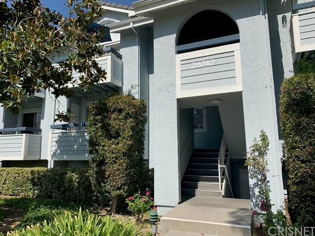 26742 Claudette Street #453, Canyon Country, CA 91351 (#SR20199647) :: The Marelly Group | Compass