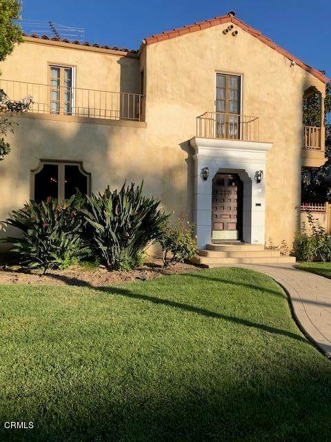 720 Lorraine Boulevard, Los Angeles (City), CA 90005 (#P1-1438) :: eXp Realty of California Inc.