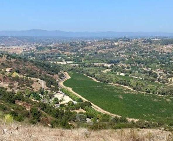 0 Eagle Mountain, Bonsall, CA 92003 (#NDP2000126) :: Steele Canyon Realty