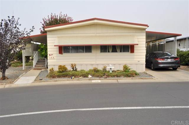 2700 E Valley Parkway #166, Escondido, CA 92027 (#200044388) :: Crudo & Associates