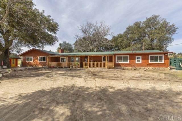 2758 Ribbonwood Road, Boulevard, CA 91905 (#PTP2000060) :: Steele Canyon Realty