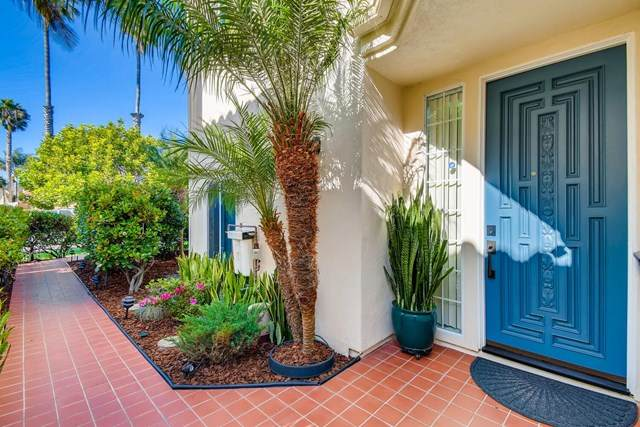 905 Beryl St #1, San Diego, CA 92109 (#200046252) :: The Laffins Real Estate Team